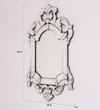 Jade Wall Mirror VDS-64