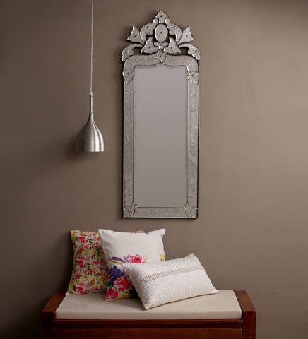 Trapezoid Wall Mirror VDS-73