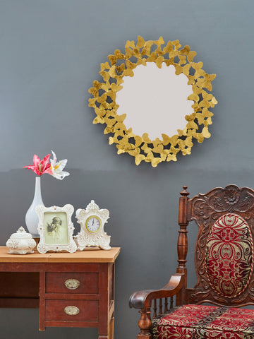 Butterfly Wall Mirror VDSM-16