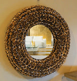 Golden Rose Wall Mirror VDSM-21