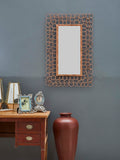 Metal Frame Accent Wall Mirror VDSM-45