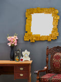 Metal Frame Accent Wall Mirror VDSM-53