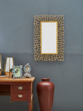 Metal Frame Accent Wall Mirror VDSM-55
