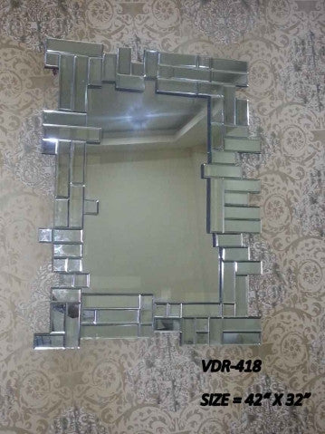 CONTEMPORARY MIRROR AHL-CM-418