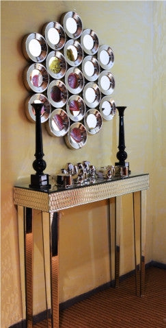 Mirrored Slim Console VDMF-CUT-281 B