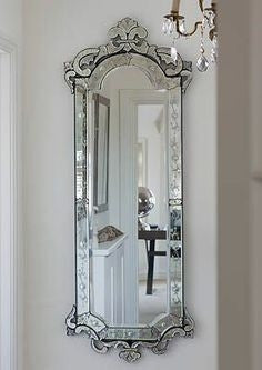 Mirror for dressing room VD-PI-664