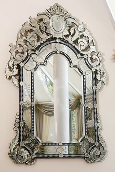 Grand Venetian Mirror for Lobby area VD-PI-655