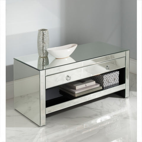 Mirrored TV cabinet VDMF-417