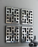 Mirrored Wall Art Panels VDR-910