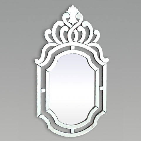 Queen Crown Wall Mirror VDJ-804