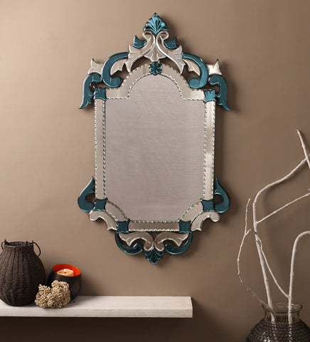 Queen Crown Wall Mirror VDBL-02