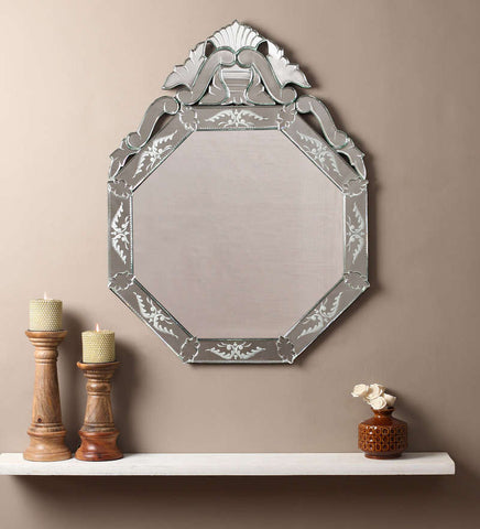 Octagon Wall Mirror VDS-03