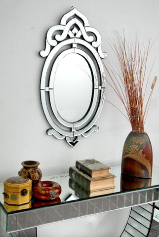 CONTEMPORARY MIRROR VDJ-809S