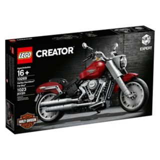 10269 Harley-Davidson® Fat Boy®