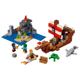 21152 The Pirate Ship Adventure