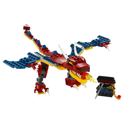 31102 Fire Dragon