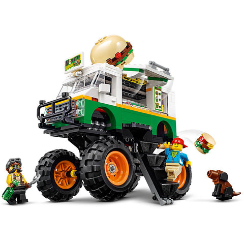 31104 Monster Burger Truck
