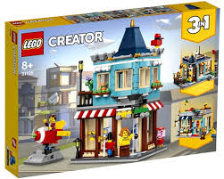 31105 Townhouse Toy Store