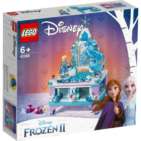 41168 Princess Elsa's Jewellery Box