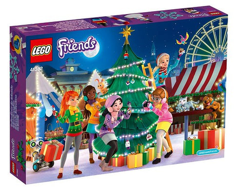 41382 Friends Advent Calendar 2019