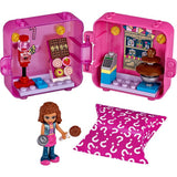 41407 Olivia's Shopping Play Cube - Sweet Shop