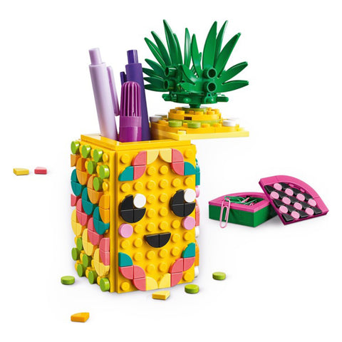 41906 Pineapple Pencil Holder