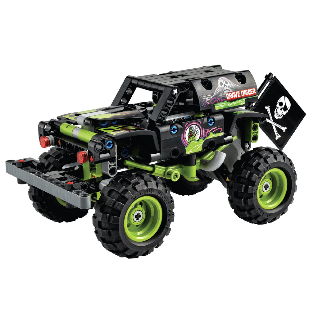 42118 Monster Jam® Grave Digger®