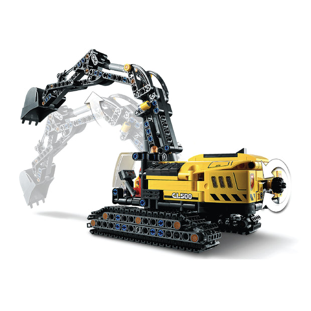 42121 Heavy-Duty Excavator