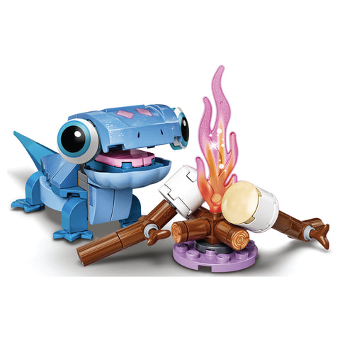 43186 Bruni the Salamander Buildable Character