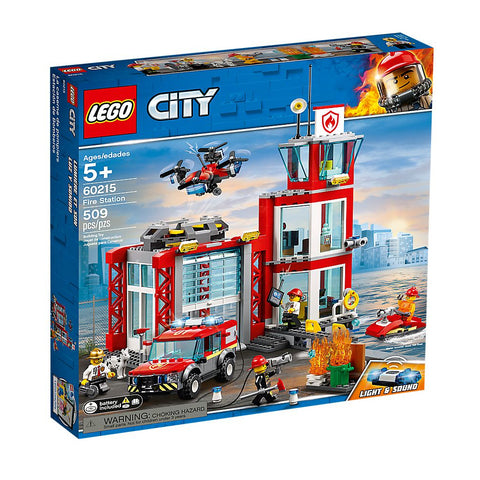 60215 Fire Station