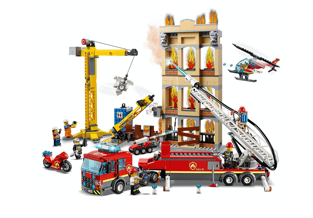 60216 Downtown Fire Brigade