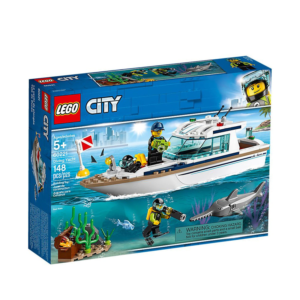60221 Diving Yacht