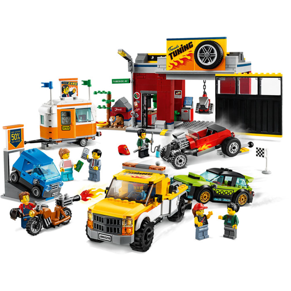 60258 Tuning Workshop