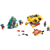60264 Ocean Exploration Submarine