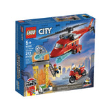 60281 Fire Rescue Helicopter