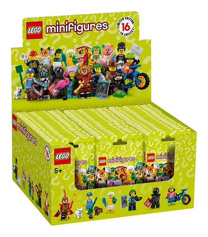 71025 Minifigures (Complete Set)