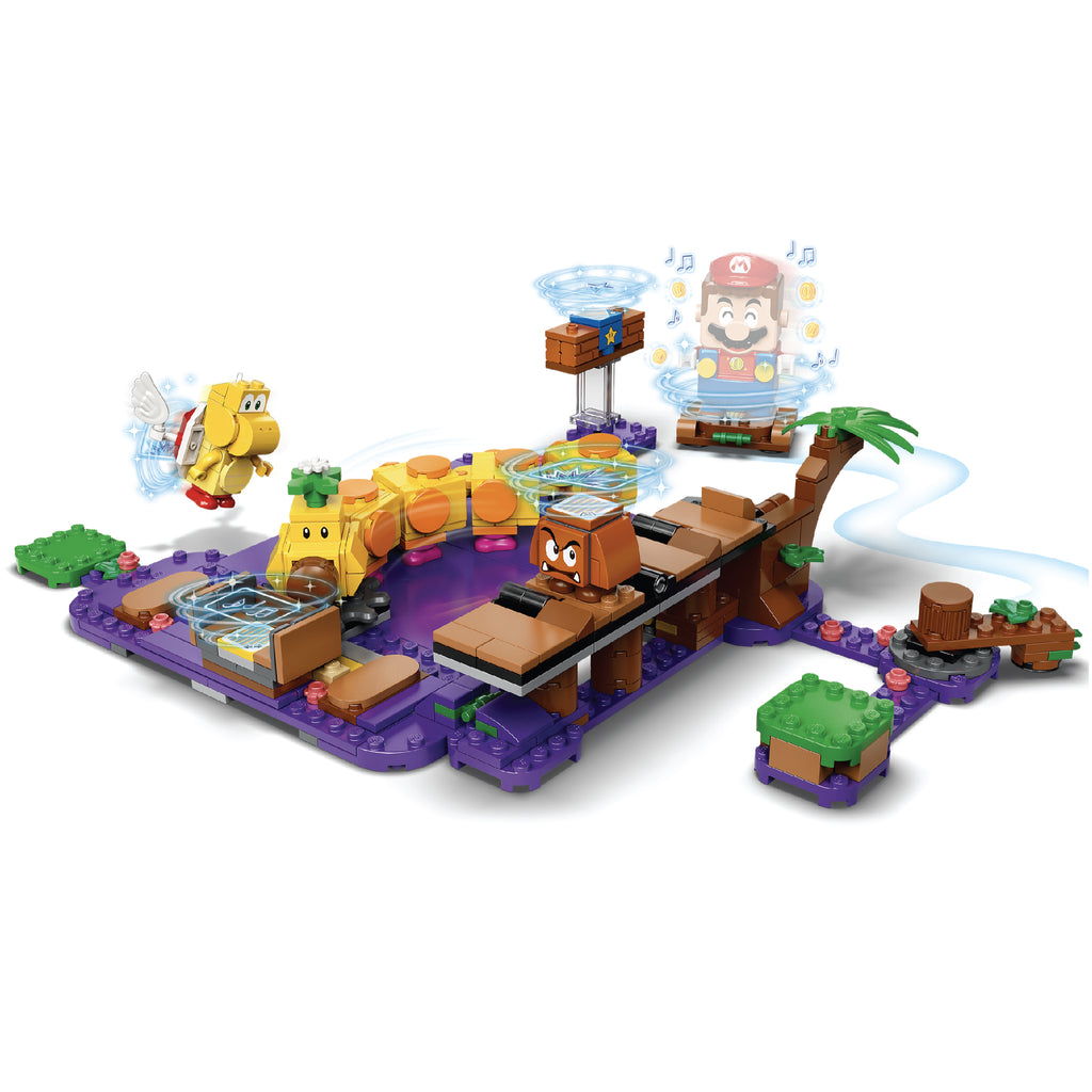 71383 Wiggler's Poison Swamp Expansion Set