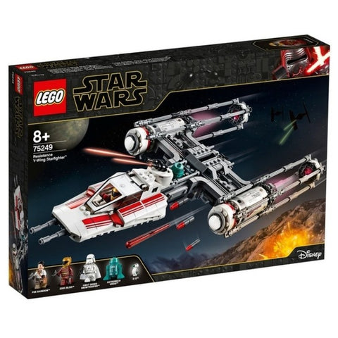 75249 Y Wing Starfighter