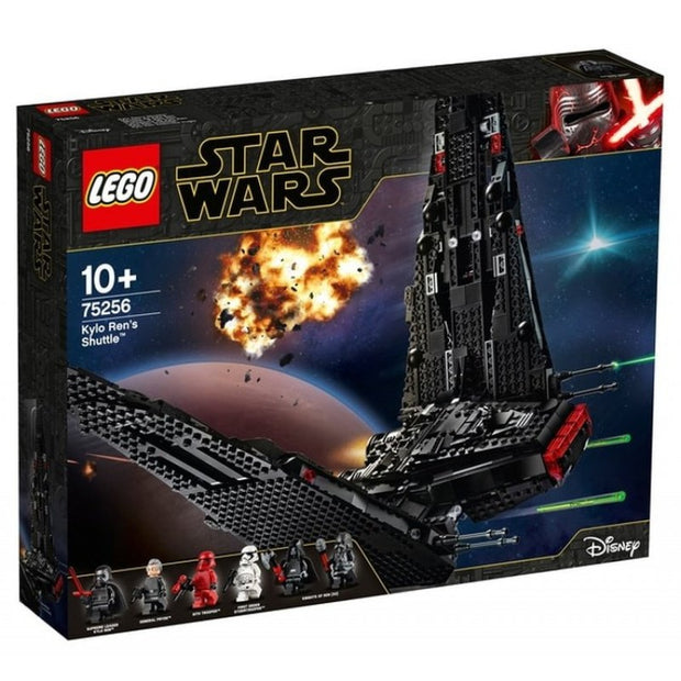 75256 Kylo Ren Starship Shuttle