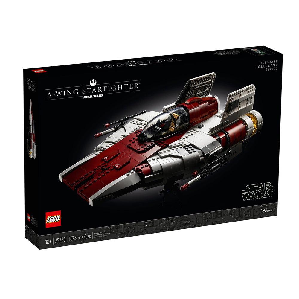 75275  A-wing Starfighter™