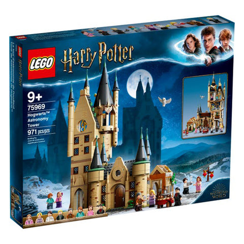 75969 Hogwarts™ Astronomy Tower