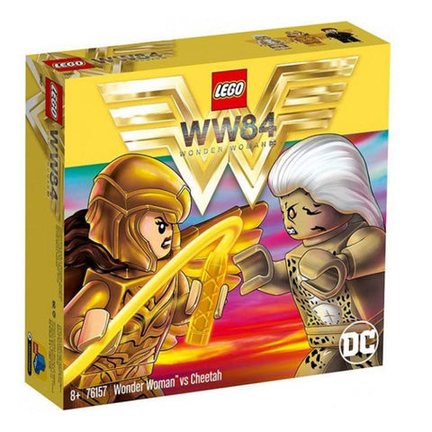 76157 Wonder Woman™ vs Cheetah