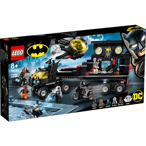 76160 Mobile Bat Base