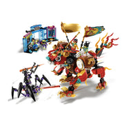 80021 Monkie Kid's Lion Guardian