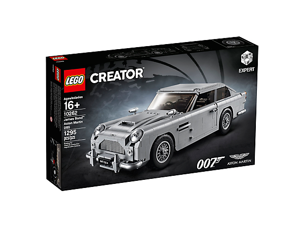10262 James Bond™ Aston Martin DB5