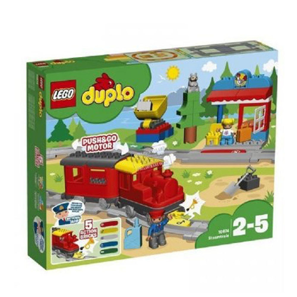 10874 Duplo Steam Train