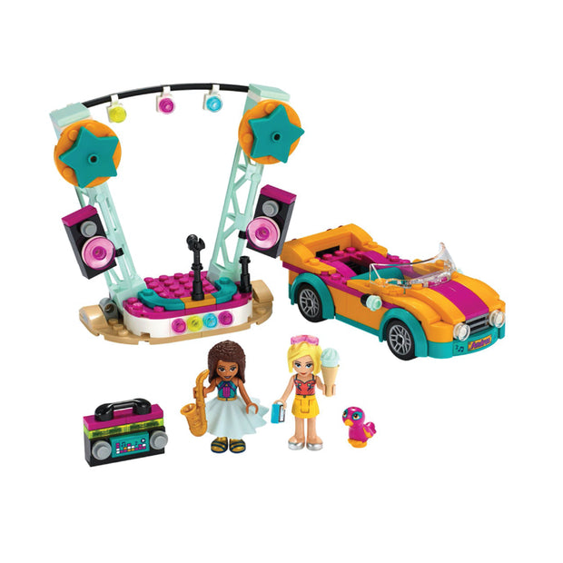 41390 Andrea's Car & Stage
