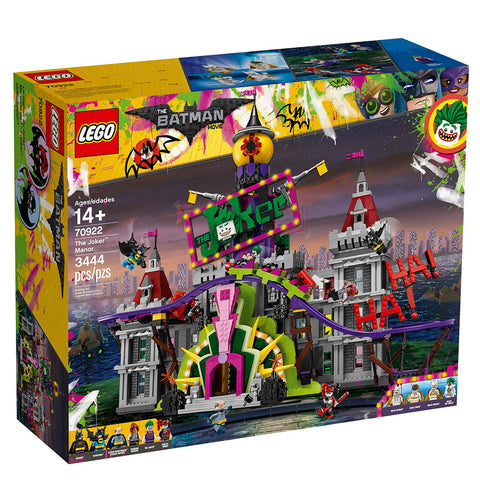 70922 The Joker™ Manor