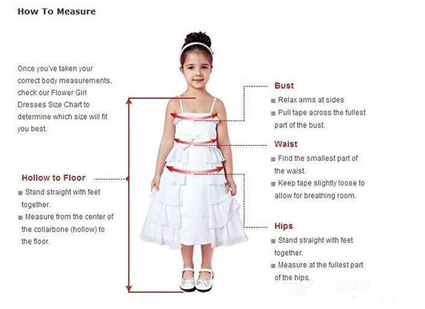 Flower Girl Dresses FG0020 - LaRovias