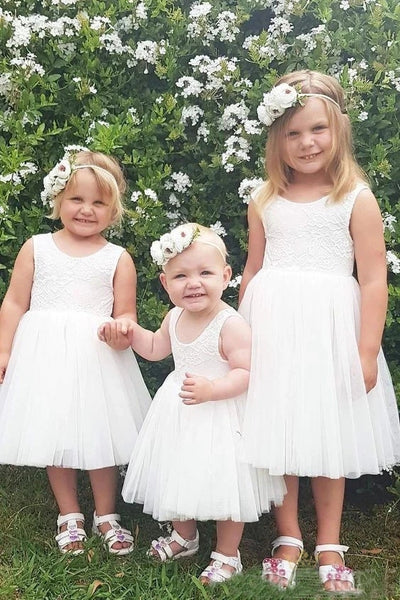 Flower Girl Dresses FG0012 - LaRovias